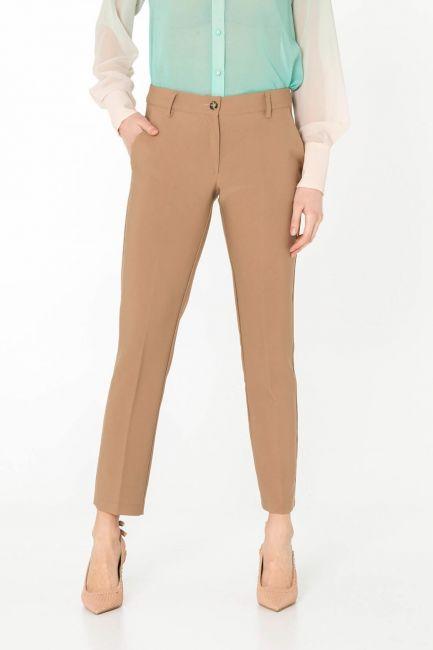 Cristina Gavioli trousers woman CP0023_sigaro