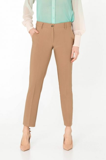Cristina Gavioli pantaloni donna CP0023_sigaro