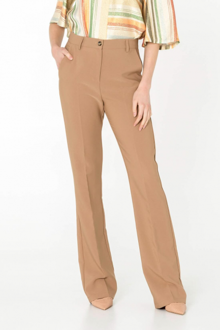Cristina Gavioli trousers woman CP0024_sigaro