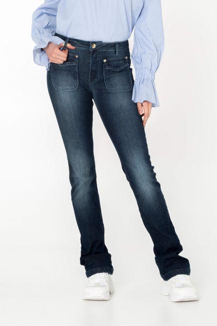 Cristina Gavioli jeans woman JP0007_unica