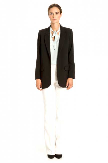 Jacket Woman Cristina Gavioli CP1004 Nero