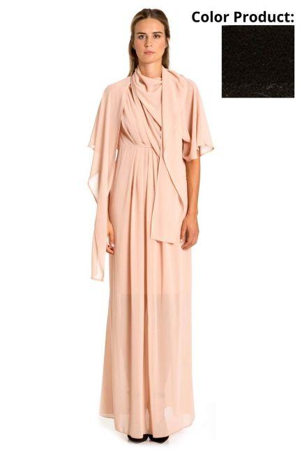 Dress Woman Cristina Gavioli CP1007 Nero