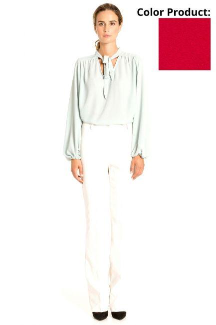 Trousers Woman Cristina Gavioli CP1032 Geranio