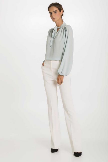 Trousers Woman Cristina Gavioli CP1032 Burro