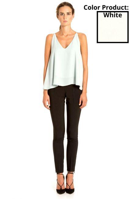Trousers Woman Cristina Gavioli CP1035 Burro