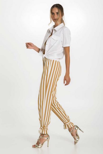 Camicia Donna Cristina Gavioli 1 Bianco