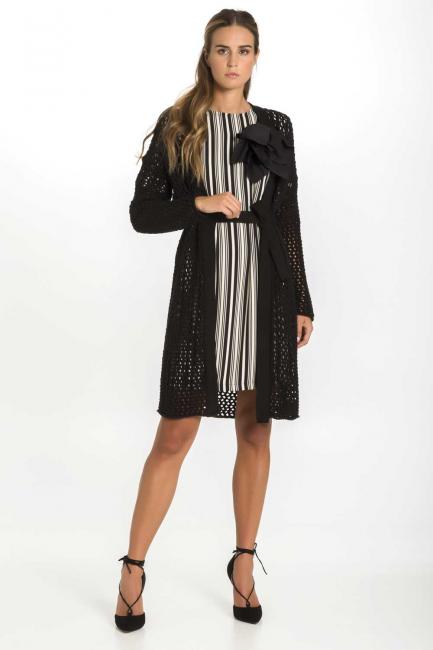 Dress Woman Cristina Gavioli CP1051 Bianco