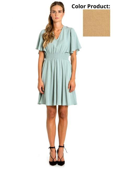 Dress Woman Cristina Gavioli CP1063 Corda