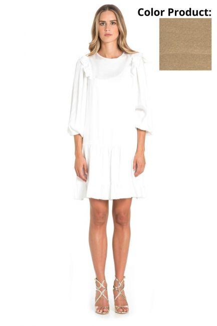 Dress Woman Cristina Gavioli CP1066 Corda