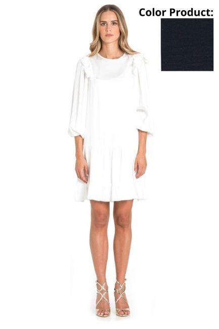 Dress Woman Cristina Gavioli CP1066 Blu