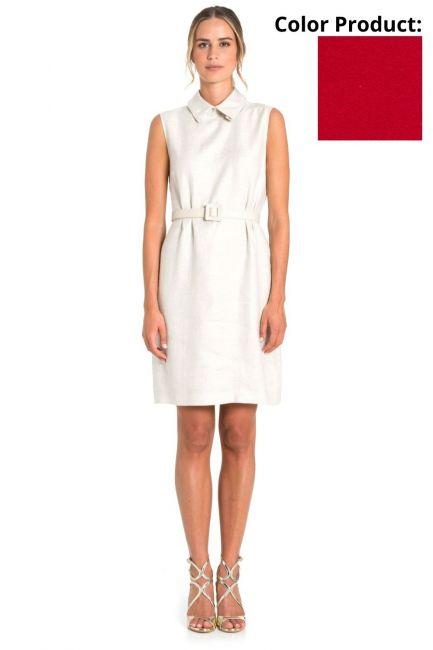 Dress Woman Cristina Gavioli CP1076 Geranio