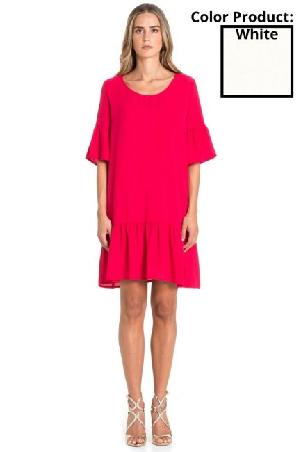 Dress Woman Cristina Gavioli CP1088 Naturale