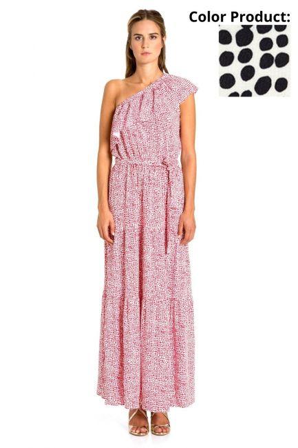 Dress Woman Cristina Gavioli CP1090 Blu