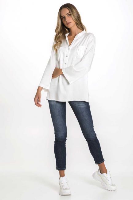Jeans Donna Cristina Gavioli 9009 Blu