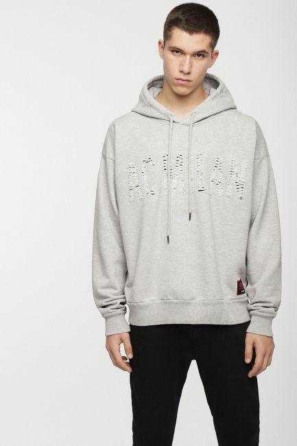 Men's sweatshirt Diesel grey 00SSST0DAVT