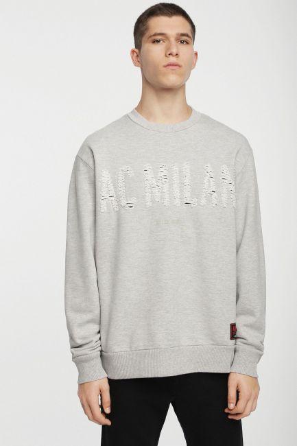 Men's sweatshirt Diesel grey 00SSSZ0DAVT