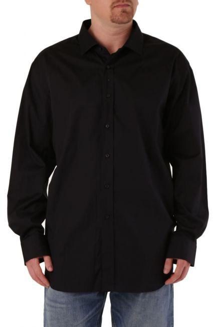 Men's Shirt Diesel black 00S6Z90BAQK