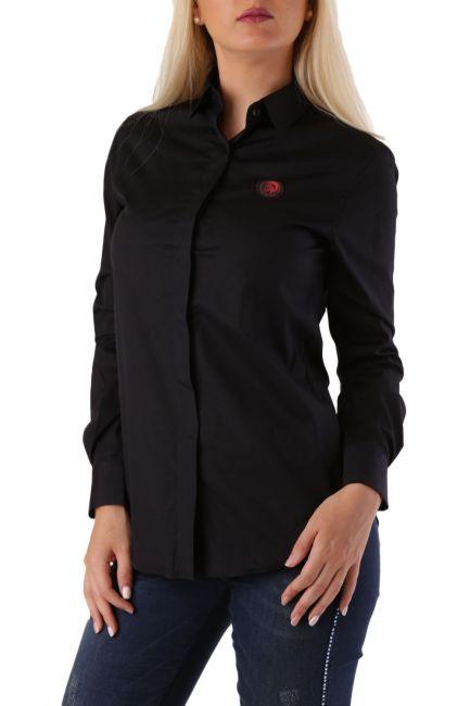 Women's Shirt Diesel black 00STYE0BAVS
