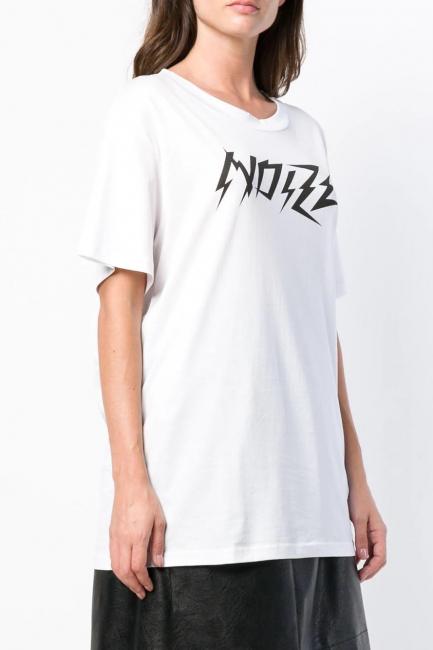 Women's T-Shirt Diesel White 00SI590CZJA