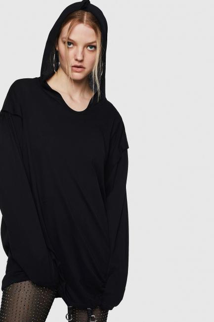 Women's Sweater Diesel Black 00SVL30WASU