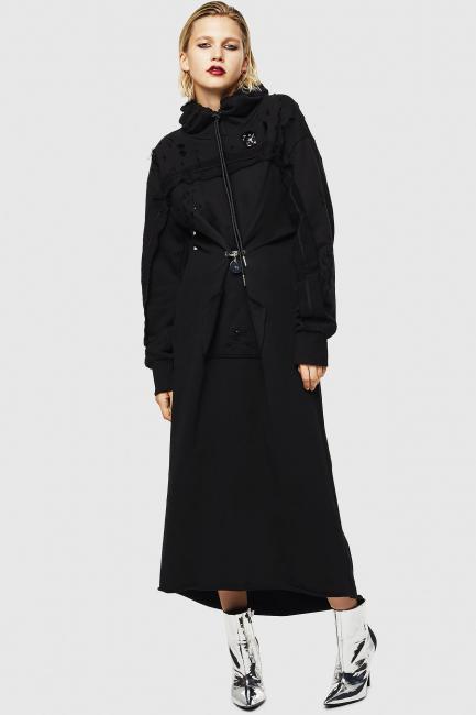 Women's Dress Diesel Black 00SC9L0IAWH