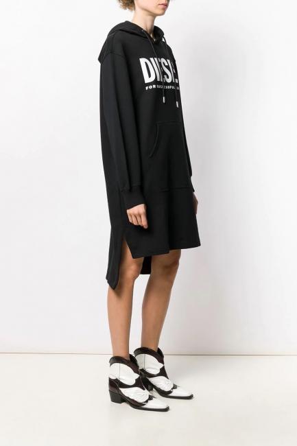 Women's Dress Diesel Black 00SYWA0IAJH