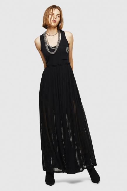 Women's Dress Diesel Black 00SUPN0SAVQ