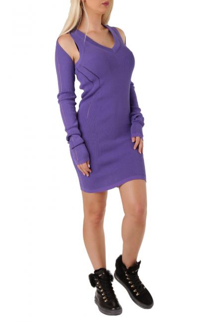 Women's Dress Diesel Violet 00SHF90WAWU
