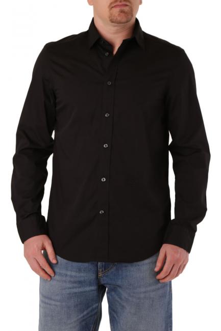 Men's Shirt Diesel Black 00SPWLRDARK
