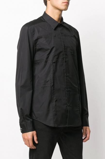 Men's Shirt Diesel Black 00S6A40HAWE