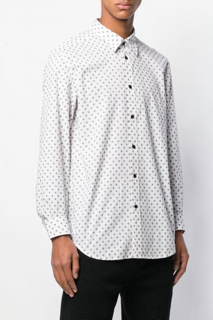 Men's Shirt Diesel White 00SNSJ0TAUE