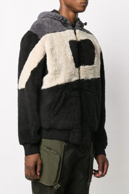 Men's Sweatshirt Diesel Black A004910EAZR