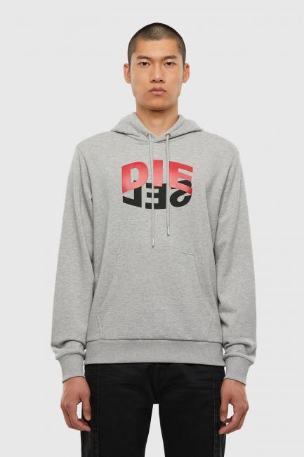 Men's Sweatshirt Diesel Grey A008100IAJH