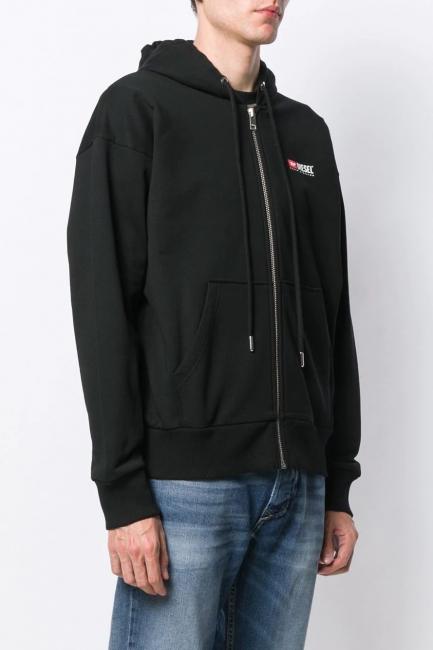 Men's Sweatshirt Diesel Black 00SY870CATK
