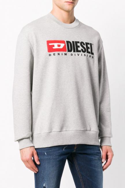 Men's Sweatshirt Diesel Grey 00SHEP0CATK
