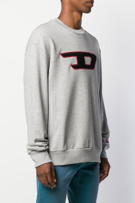 Men's Sweatshirt Diesel Grey 00SY7B0IAJH