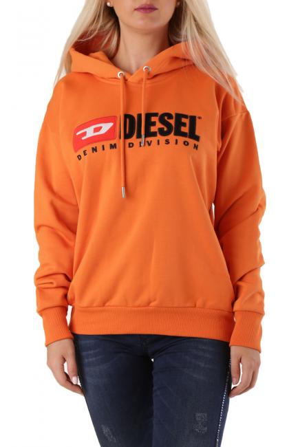 Women's Sweatshirt Diesel Orange 00SJGF0CATK