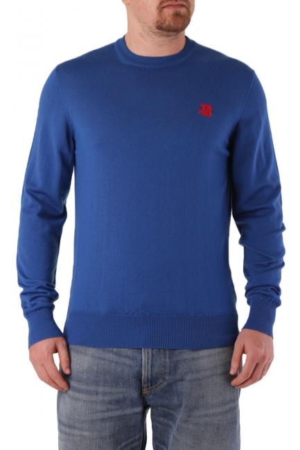 Men's Sweater Diesel Blue 00SAUM0LAXX