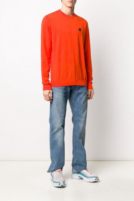 Men's Sweater Diesel Orange 00SHEX0LAXU