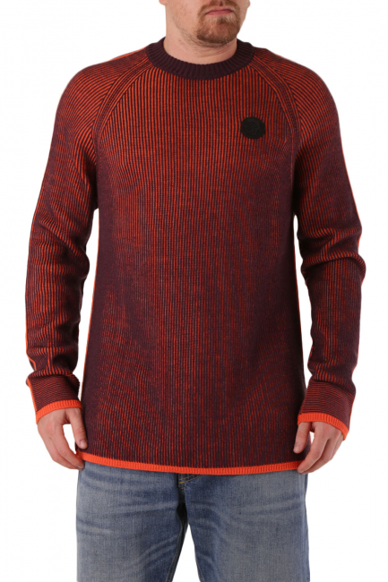 Men's Sweater Diesel Orange 00SJ5M0AATI