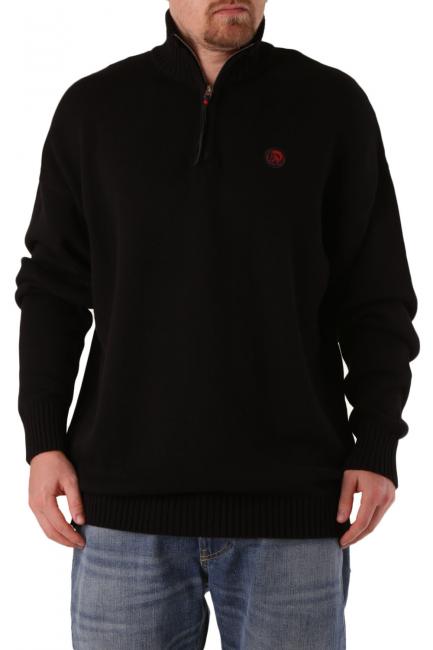 Men's Sweater Diesel Black 00SJ5M0AATI