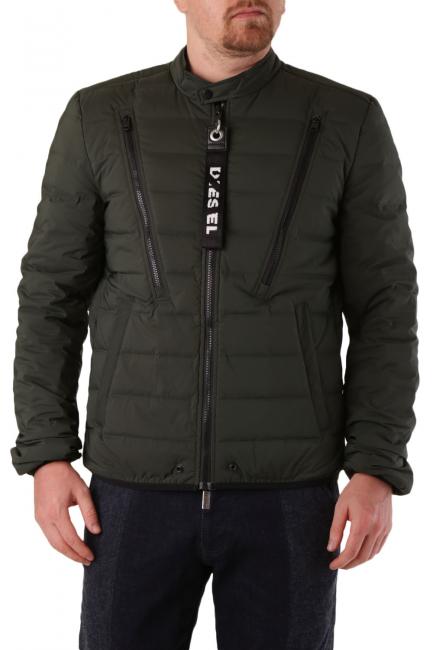 Men's Jacket Diesel Green 00SIIF0PATF