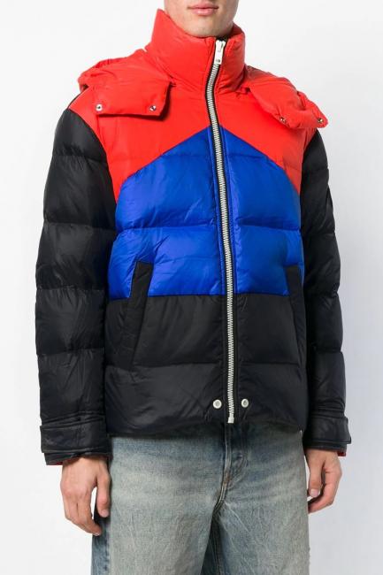 Men's Jacket Diesel Orange 00SIED0GATH