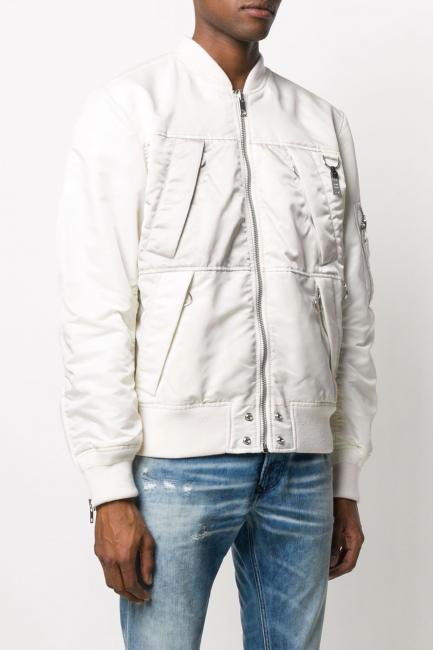 Men's Jacket Diesel White 00SEFQ0EAZD