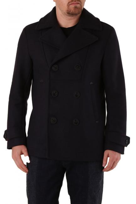 Men's Coat Diesel Blue 00S13E0SAJB