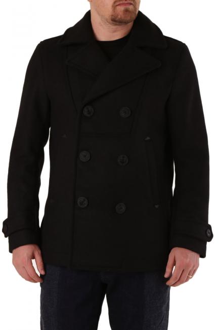 Men's Coat Diesel Black 00S13E0SAJB