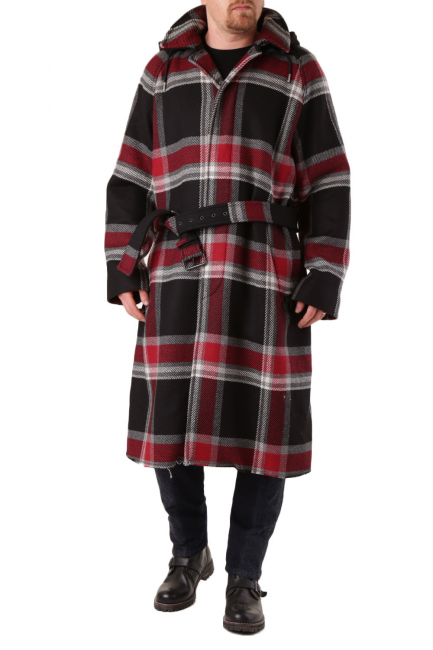 Men's Coat Diesel Red 00SYSH0PAWN
