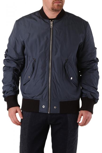 Men's Jacket Diesel Blue 00SWET0CAVU