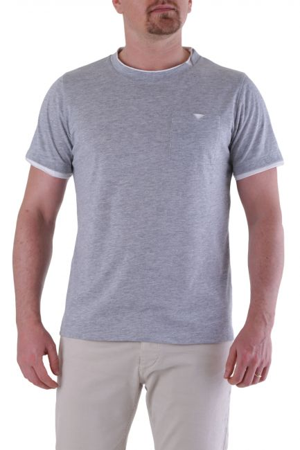 T-shirt Absolut Joy Man P936012 Grey