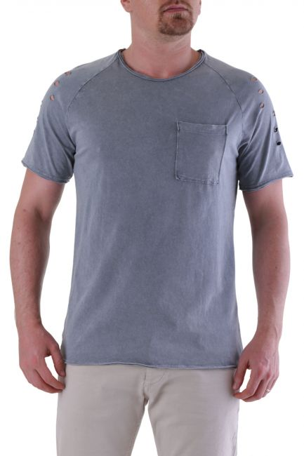 T-shirt Absolut Joy Man P936037 Grey
